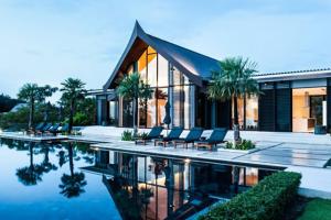 Nhà biệt thự kiểu Thái Lan đẹp độc đáo