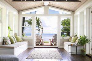 Chú ý khi trang trí nội thất cho biệt thự ven biển