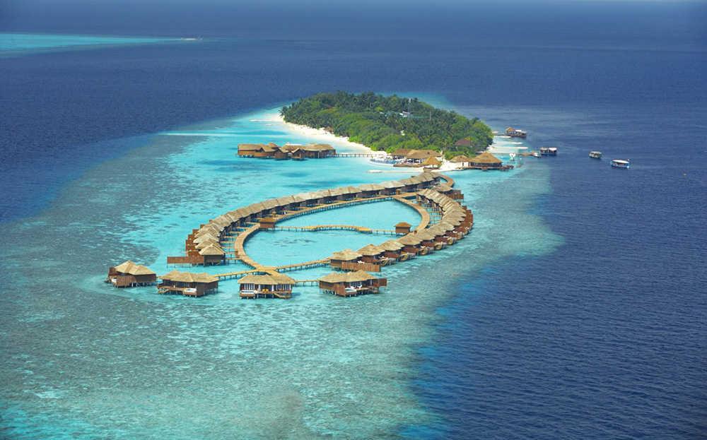 Biệt thự nghỉ dưỡng trên biển đẹp tựa thiên đường